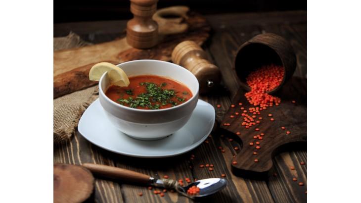 Марокканский суп «Харира»